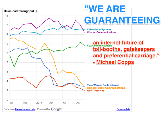 Net neutrality matters -- pay attention to this