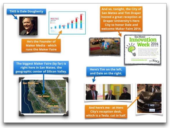 City of San Mateo celebrates Innovation by honoring Dale Dougherty