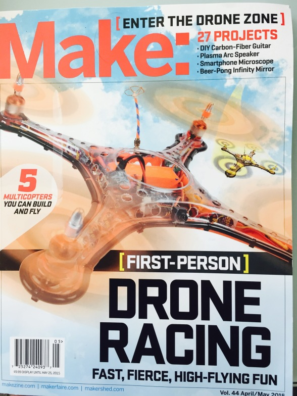 Drone Racing - Ring Digital llc believes it will be the next billion dollar broadcast sport